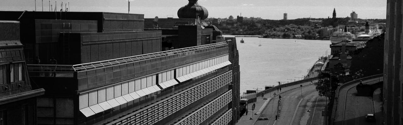 Stockholm Slussen Top Notch Design & Enginering - Fotograf Johan Pettersson